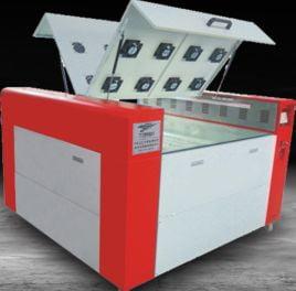 Acrylic resin dispenser/uv curing platform